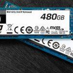 Kingston представила NVMe-накопичувачі DC1000B для серверів