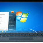 Останні оновлення Windows 7 видаляють обої, замінюючи їх чорним фоном