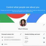 Google дозволить користувачам створювати свої профілі в пошуку